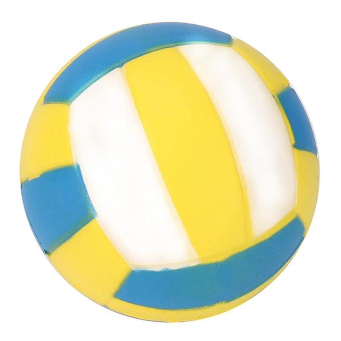 Prevently Creative Kawaii - Pelota de voleibol blanda de estrés ...