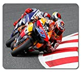 Art Mouse Pads Moto Gp Le Mans Race France 204 Customized High Quality Eco Friendly Neoprene Rubber Mouse Pad Desktop Mousepad Laptop Mousepads Comfortable Computer Mouse Mat Cute Gaming Mouse pad