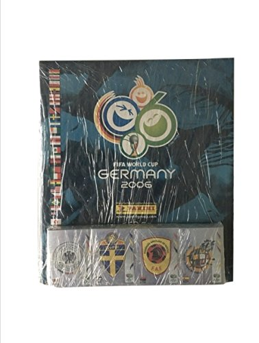 Germany 2006 World Cup Panini Complete Sticker Collection by Panini
