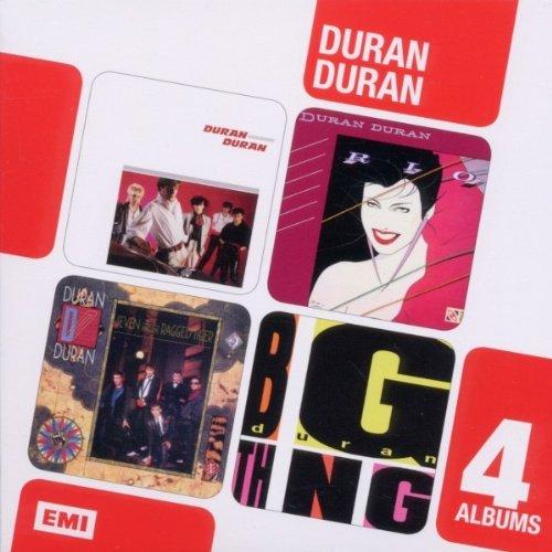 Boxed Set 4cd Duran Duran/Rio/Seven & The Ragged Tiger/Big Thing By Duran Duran (2011-11-21)