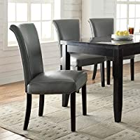 Coaster Home Furnishings Casual Dining Chair (Set of 2), Metal