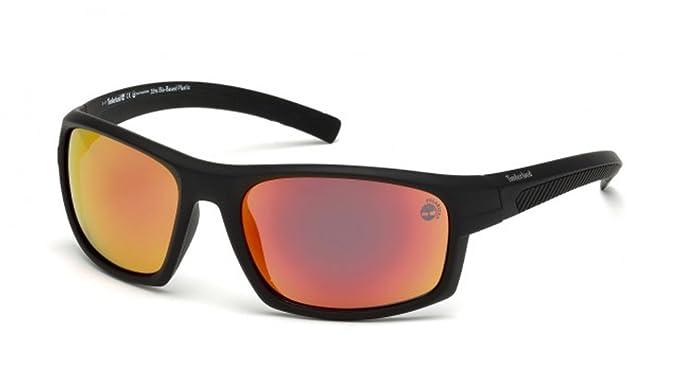 Timberland TB9134, Gafas de Sol para Hombre, Negro (Shiny ...