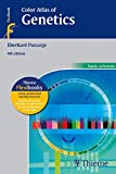 img - for Color Atlas of Genetics by Eberhard Passarge (2012-12-18) book / textbook / text book