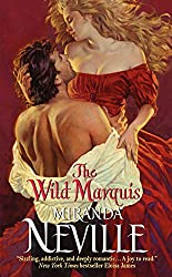 The Wild Marquis (The Burgundy Club series)