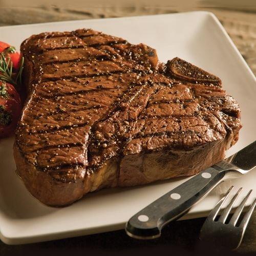 Beef Porterhouse Steak (Omaha Steaks 2 (24 oz.) Private Reserve Porterhouse)