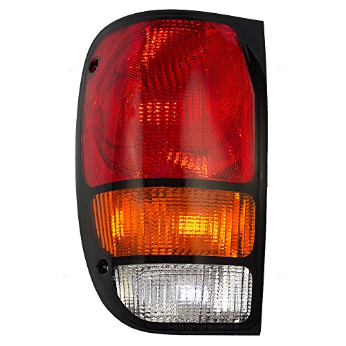 Drivers Taillight Tail Lamp Replacement for Mazda Pickup Truck ZZM051160P1