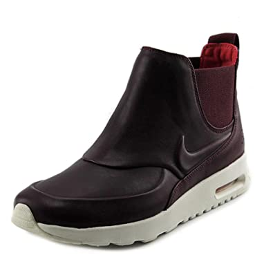 the latest 32ecd 5cc68 ... new zealand nike air max thea mid women us 6.5 burgundy sneakers bb276  d087e