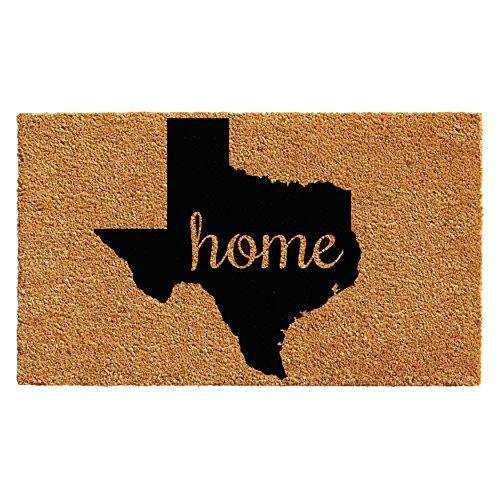 - Home & More 102441830 Texas Doormat, 18