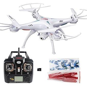 dreamtek Inc Syma X5 C-1 Quad versión actualizada Quadcopter 2.4 ...