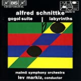 Schnittke: Gogol Suite / Labyrinths