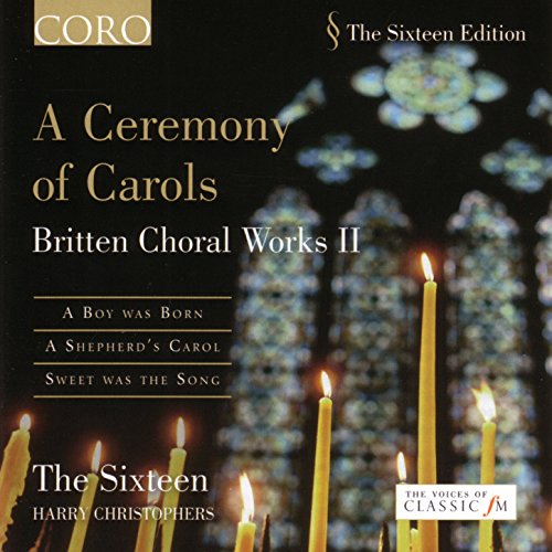 A Ceremony Of Carols - Britten...