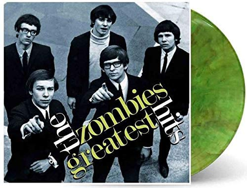 The Zombies Greatest Hits (Green Vinyl) [Condition VG+/NM-)