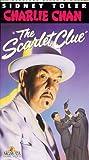 Charlie Chan: Scarlet Clue [VHS]