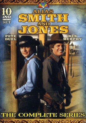 Alias Smith and Jones: The Complete Series ()