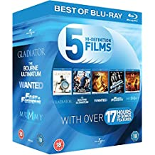 Blu-Ray Action Pack