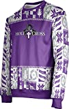 The College of The Holy Cross Ugly Holiday Unisex Sweater - Wrapping Paper FE5A1