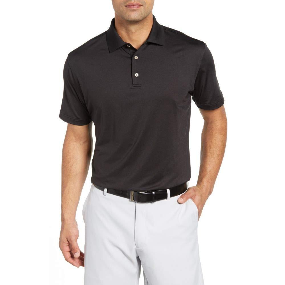 (ピーター ミラー) PETER MILLAR メンズ ゴルフ トップス Stretch Jersey Performance Polo [並行輸入品] B07K6CVTT8 M