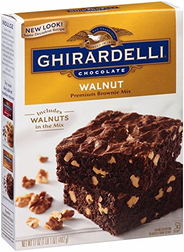 Com Ghirardelli Chocolate Supreme Brownie Mix 18 75 Ounce Bo Pack Of 12 Grocery Gourmet Food