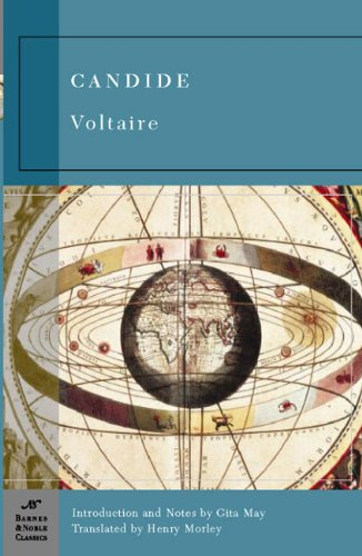 Narrative Techniques in Voltaire's 'Candide' and the Effects Achieved