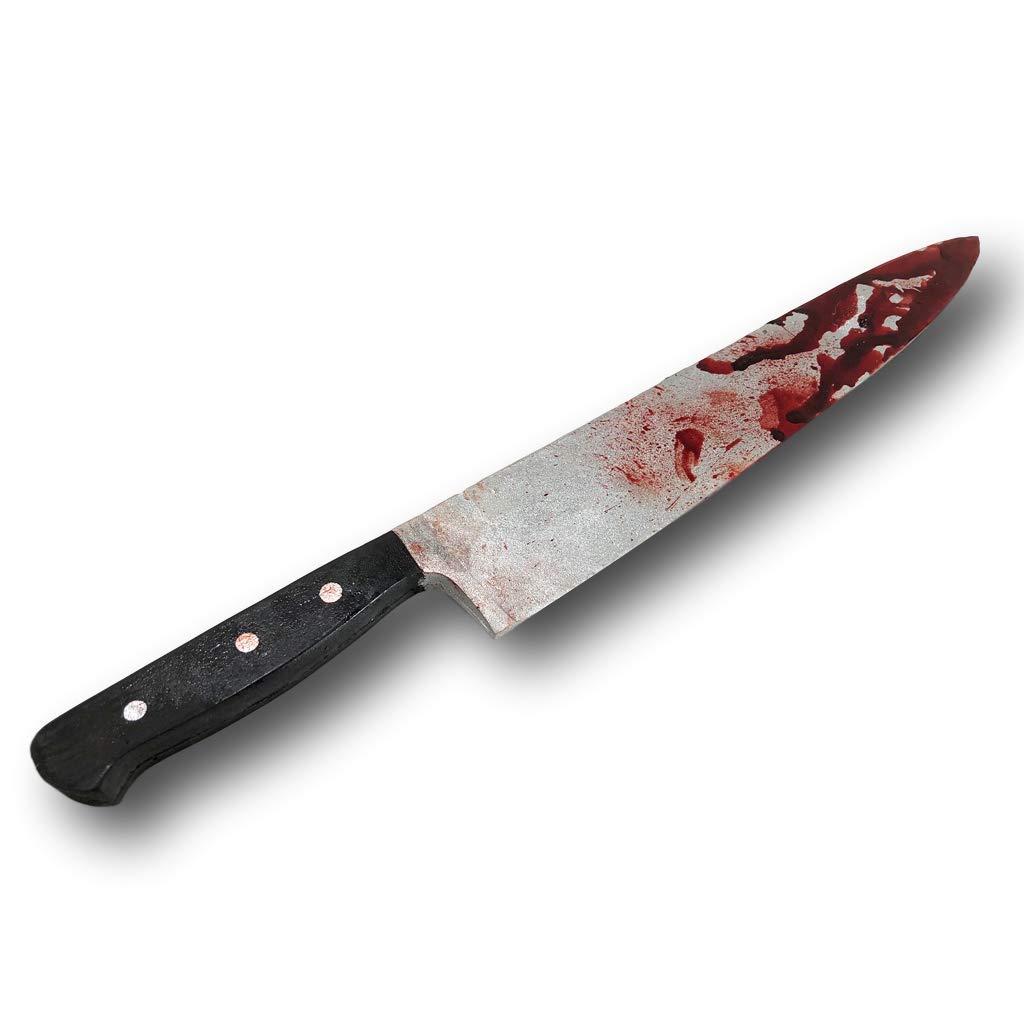Rubber Johnnies, Cuchillo de Cocina Cubierto de Sangre ...