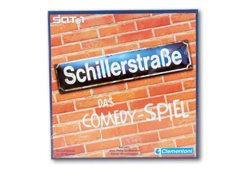 Schillerstraße - Das Spiel zur Sendung