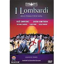 Verdi - I Lombardi / Carreras, Dimitrova, Carroli, Bini, Gavazzeni, La Scala Opera