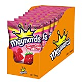 Maynards Swedish Berries, 185g, 9 Count