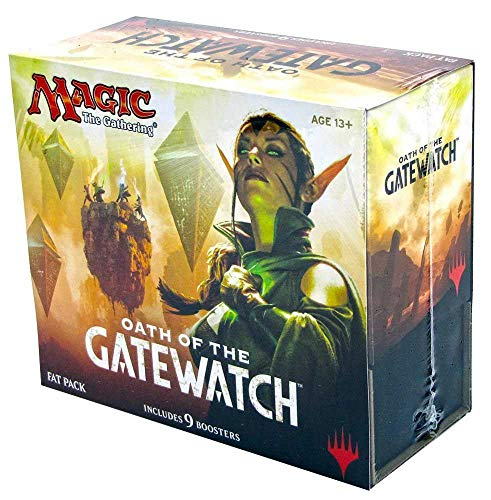 Magic: The Gathering (MTG Oath of The Gatewatch Fat Pack