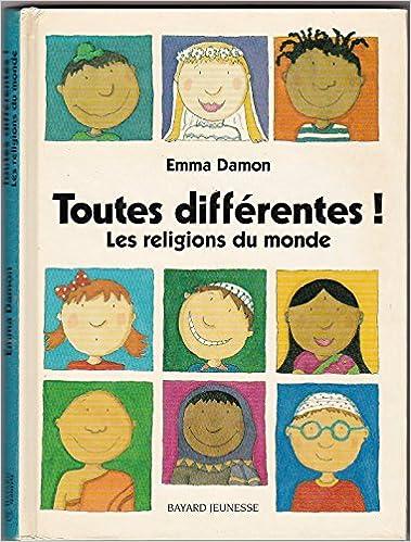 Amazon Fr Toutes Differentes Les Religions Du Monde