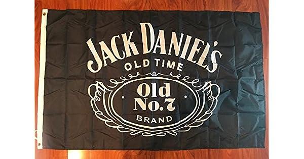 Amazon.com: 3 x 5 pies de Jack Daniel s Old No. 7 bar ...