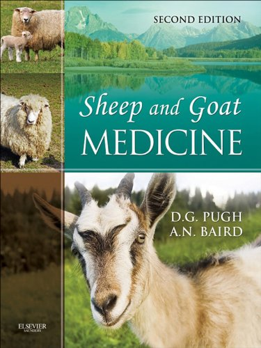 Sheep & Goat Medicine - E-Book