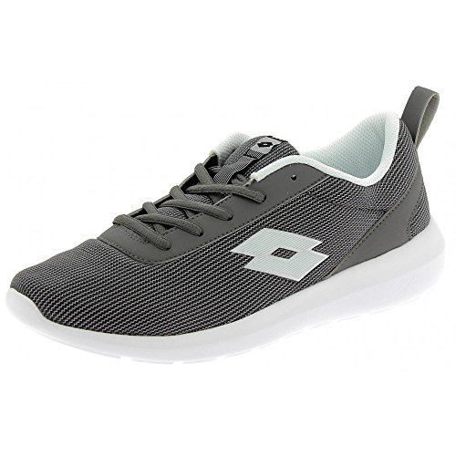 Lotto Superlight Lite Herren Sportschuhe Grau - Grau, 43,5