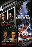 Sylvester Stallone: 4 Film Favorites - Tango & Cash / Demolition Man / The Specialist / Over The Top