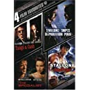 4 Film Favorites: Sylvester Stallone (Demolition Man, Over The Top, The Specialist, Tango & Cash)