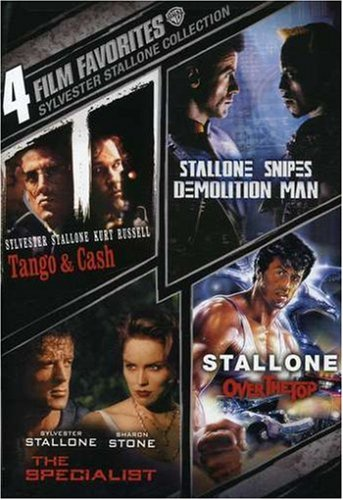 DVD : 4 Film Favorites: Sylvester Stallone (2 Disc)