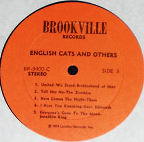Amazon.com: English Cats & Others: Music