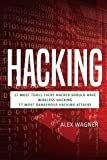 Hacking: How to Hack, Penetration testing Hacking Book, Step-by-Step implementation and demonstration guide Learn fast how to Hack any Wireless ... methods and Black Hat Hacking (3 manuscripts)