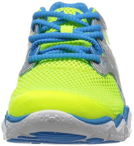 Ua Running W De blue Armour Under yellow G Femme Jaune Chaussures Micro Monza Re silver q1Szxwg5z