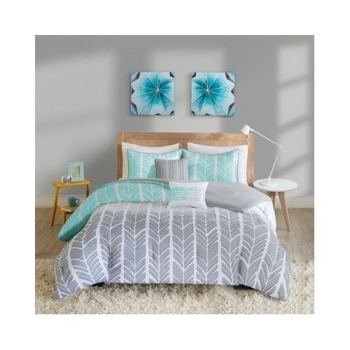 ID Girls Contemporary Reversible Comforter Set