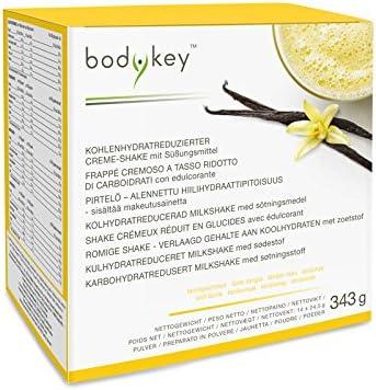 Kohlenhydratreduzierter Shake Vanillegeschmack bodykey™ - 14 Beutel, je 24,5 g - Amway - (Art.-Nr.: 116655)