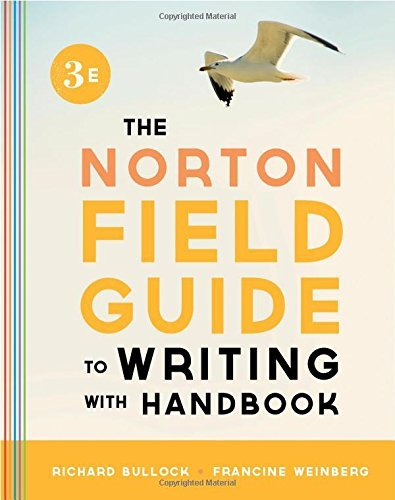 The Norton Field Guide to Writing, with Handbook (Third Edition) Pdf