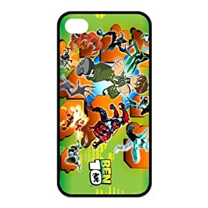FashionFollower Customize Comics Series Ben10 Hot Phone Case Suitable For iphone4/4s IP4WN41507