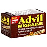 ADVIL MIGRAINE GC 200MG 80