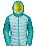 Jack Wolfskin Kids Zenon Insulated Jacket, 176 (14 Years & Older), Mineral Blue