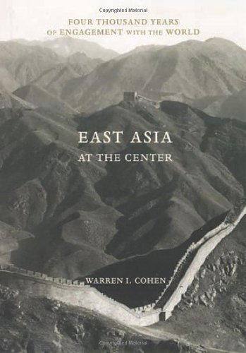 (East Asia at the Center)