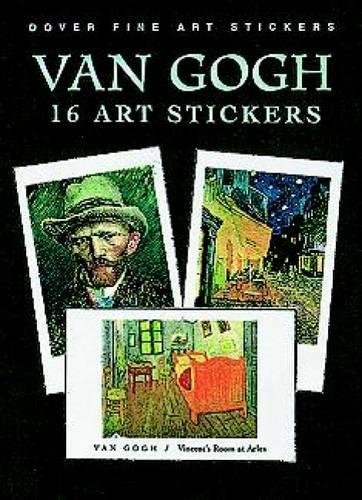 (Van Gogh: 16 Art Stickers (Dover Art Stickers) )
