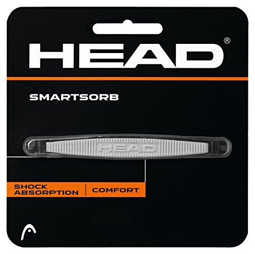 HEAD Smartsorb Tennis Racket Vibration Dampener  Racquet String Shock Absorber, Black