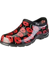 Women's Waterproof Rain and Garden Shoe with Comfort Insole