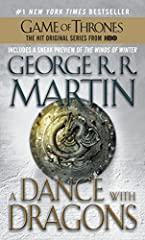 "#1 NEW YORK TIMES BESTSELLER • THE BOOK BEHIND THE FIFTH SEASON OF THE ACCLAIMED HBO SERIES GAME OF THRONESDon't miss the thrilling sneak peek of George R. R. Martin's A Song of Ice and Fire: Book Six, The Winds of WinterDubbed ""the Am..."