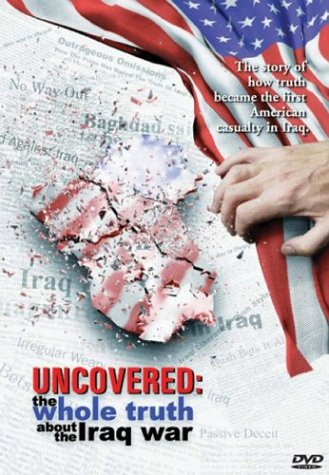 Uncovered - The Whole Truth About the Iraq War (Corn Blue Masa)